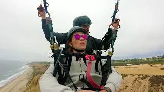 melissa offner Paragliding at Torrey Pines Gliderport