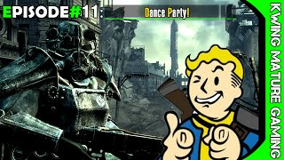 FALLOUT 4 - Gameplay Part 11 Danse Party!