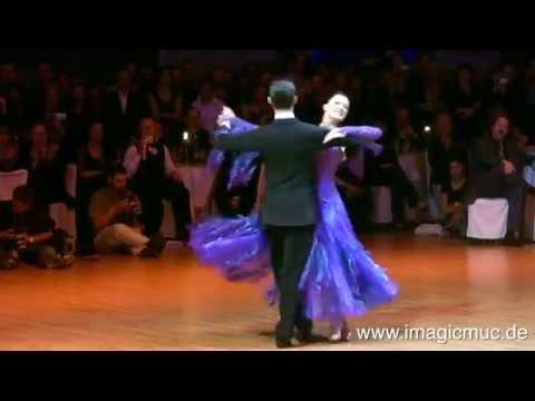 Wiener Walzer - Paola Bosco & Silvia Pitton - Euro Dance Festival 2008