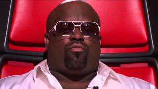 Gives You Hell Performed by Joe Kirkland- The Voice Blind Auditions