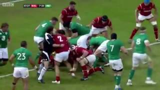 Wales vs Ireland 2015 Highlights HD  RWC Warm Up