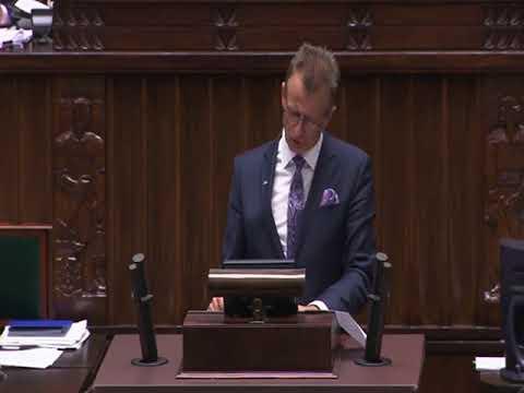 Zbigniew Ajchler – wystąpienie z 23 listopada 2017 r.