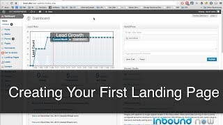 Creating Your First Landing Page with WordPress Landing Pages