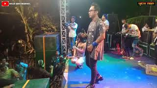 Download Mp3 Maafkan Lah Duet Bikin Baper// New Abr Rissa Amelia Feat Bugel Mc Water Life Com