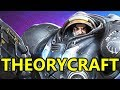 ♥ Jim Raynor Rework Impressions & Theorycrafting - Heroes of the Storm (HotS Gameplay)