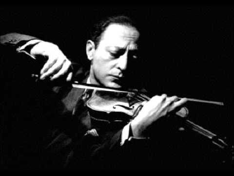 Khachaturian Violin Concerto Mvt.1: Heifetz or Oistrakh?