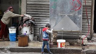 Syria: UN warns of seige and starvation in Aleppo