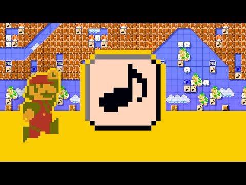 Making MORE Music in Super Mario Maker 2!