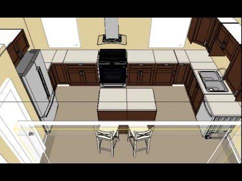 Ikea US Kitchen Planner Tool  YouTube