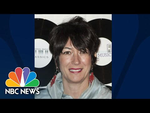 Ghislaine Maxwell Remains In Jail After Third Bail Request Denied   NBC News NOW