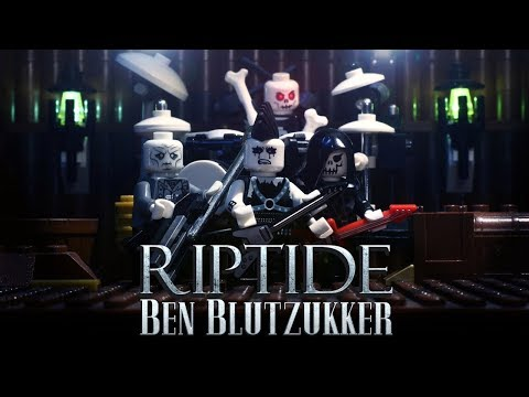Ben Blutzukker - Riptide (Offical Music Video)
