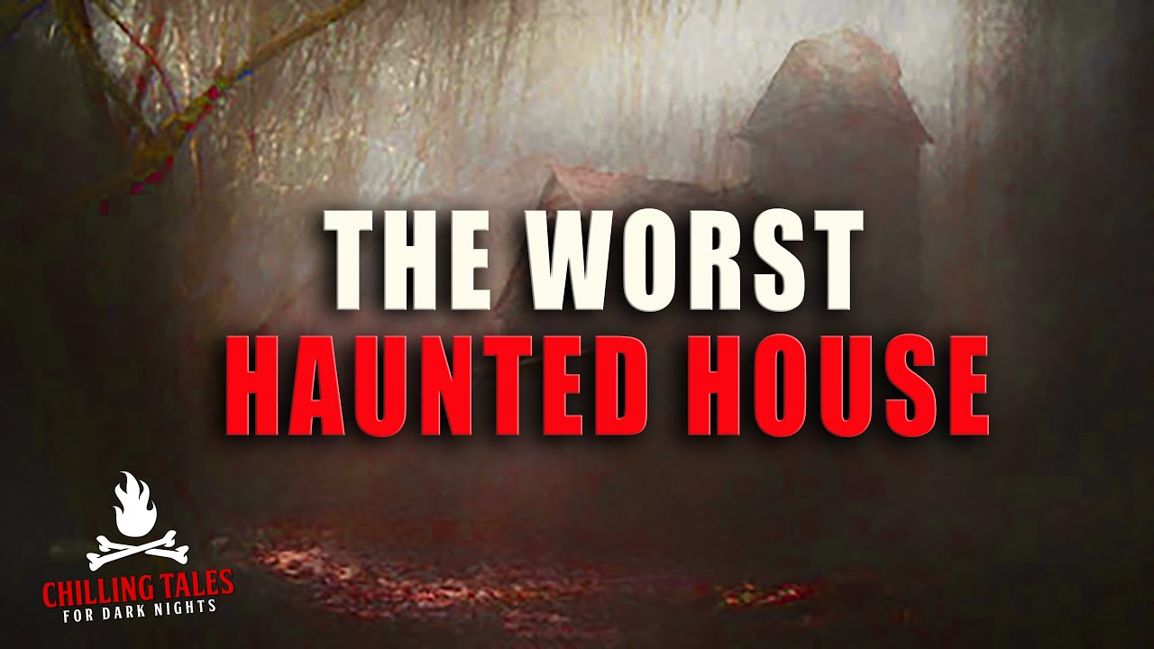 """Download """"The Worst Haunted House""""  Creepypasta 💀 CHILLING TALES (Halloween Scary Story)"""