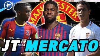 Manchester United tente des coups | Journal du Mercato
