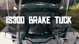 $10 Brake Line Tuck IS300