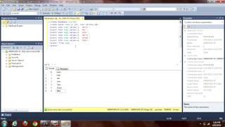 видео sql server 2014 tutorial