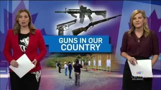 Gun laws in Canada (CTV News)