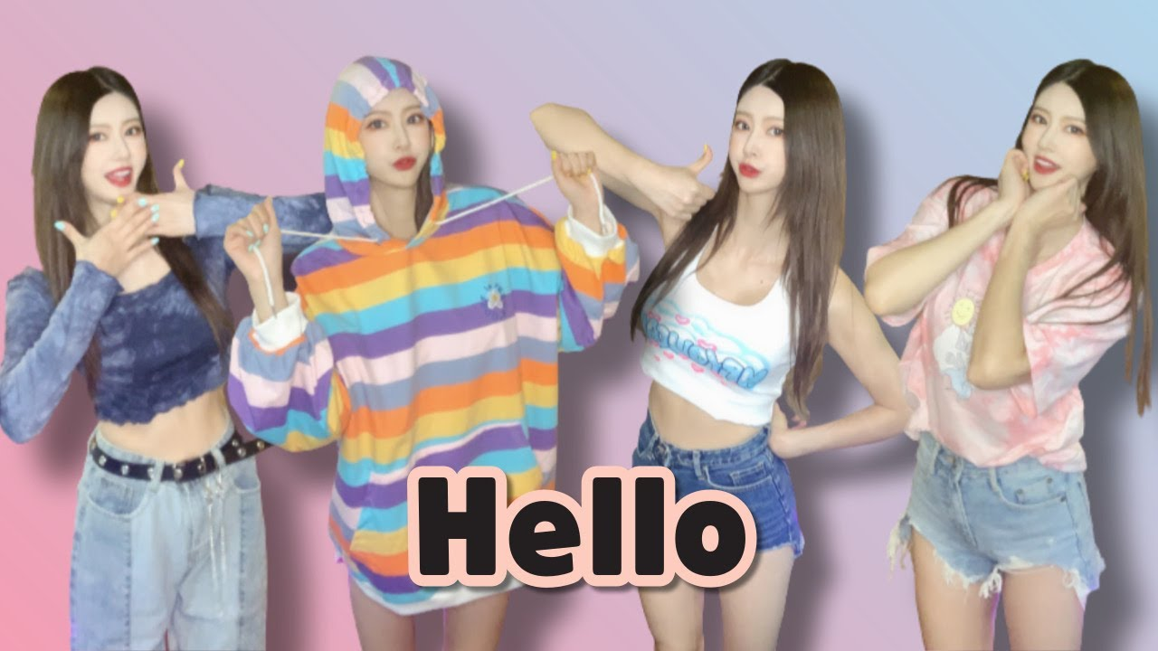 [KPOP IN PUBLIC] Weeekly 위클리 - hello 헬로우 | 커버댄스 Dance Cover (with 울트라패션)