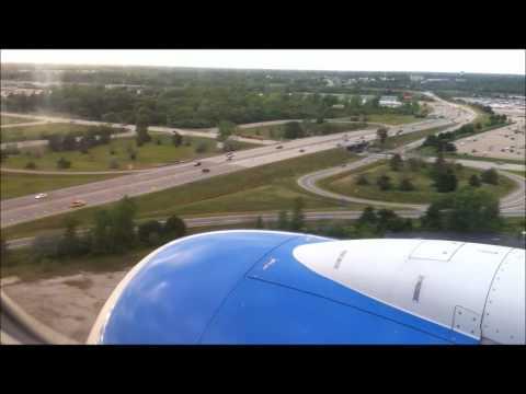 Landing at Flint