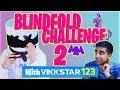 FORTNITE BLINDFOLD CHALLENGE PT. 2 w/ VIKKSTAR123 | Gaming with Marshmello