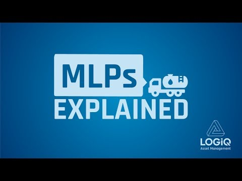 Master Limited Partnerships (MLPs) Explained