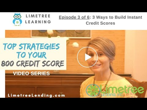 3 Ways to Build or Boost Credit Instantly