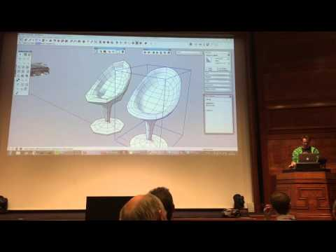 Thomthom shows subD plugin and talks about quads.