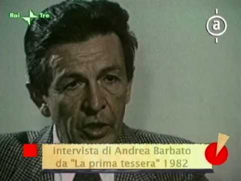 Bettino Craxi e Enrico Berlinguer