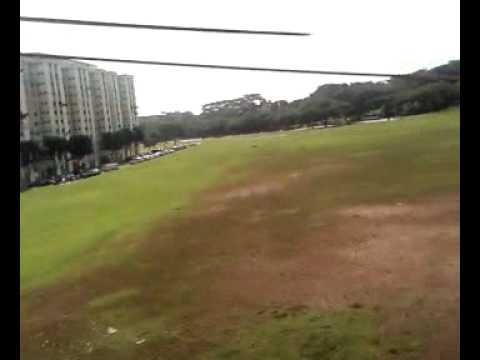 Trex 600 onboard phone cam