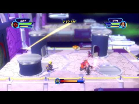 Marvel Superhero Squad - The Infinity Gauntlet - Nova and Spiderman Alternate Costumes - 동영상