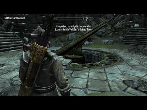 How To Find Moon Crest Plates in Skyrim