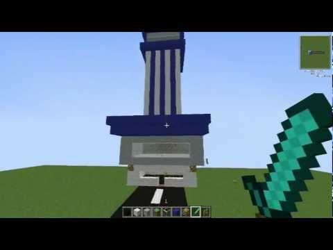 Minecraft como hacer un aeropuerto viyoutube for Blancana y mirote minecraft