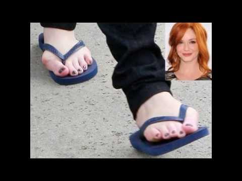Ugliest Celebrity Feet You Won T Believe The Pretty Faces