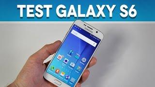 Test du Samsung Galaxy S6 - par Test-Mobile.fr