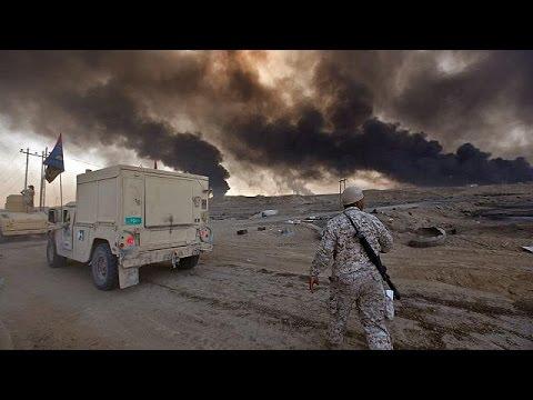 Iraq: Isis incendia fabbrica di zolfo, prosegue l'avanzata verso Mosul