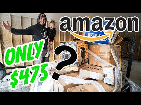 I bought a Mystery Amazon Return Box - 100% RANDOM AND WORTH IT