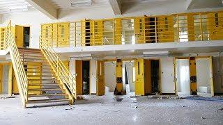 Abandoned Juvenile Detention Center Days Before Demolition [PART 1]