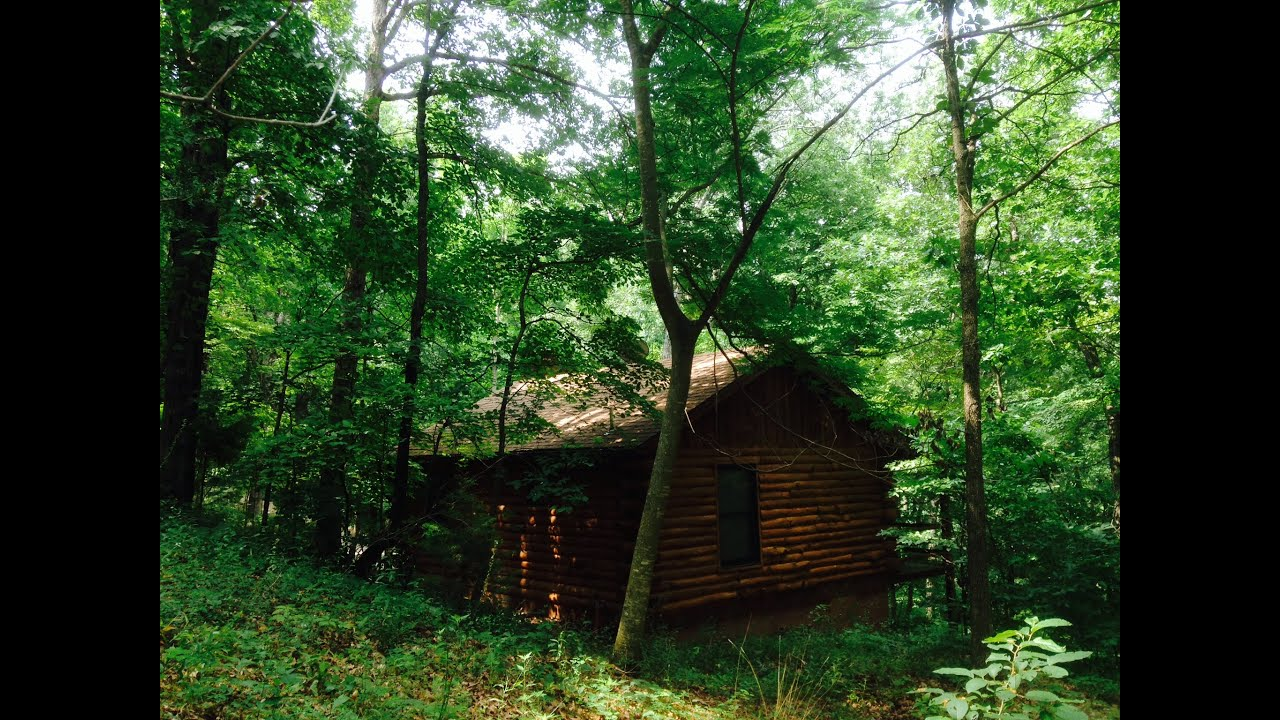 Natures Heart Log Cabin Rental in the Ozark Mountains