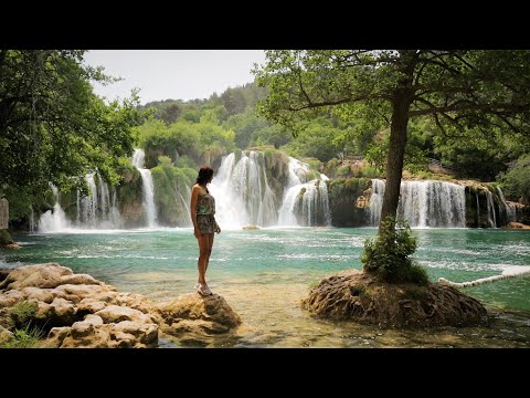 Sailing Croatia's Nature Wonderland II - Tranquilo Sailing Around the World Ep.6