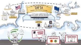 Dessine-moi l'éco : Comprendre les enjeux du TAFTA