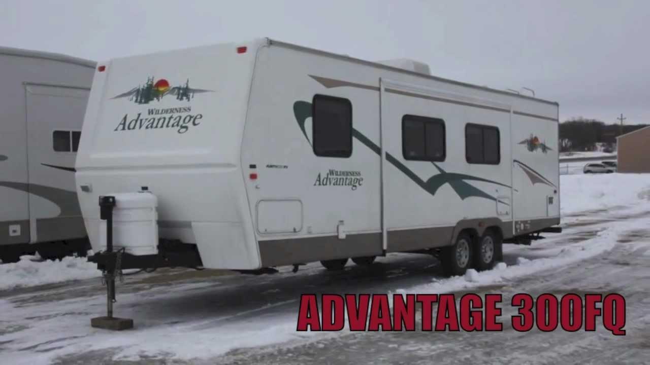 Fleetwood Wilderness Travel Trailer