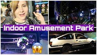 Download Video Japanese Indoor Amusement Park | JOYPOLIS TOKYO MP3 3GP MP4