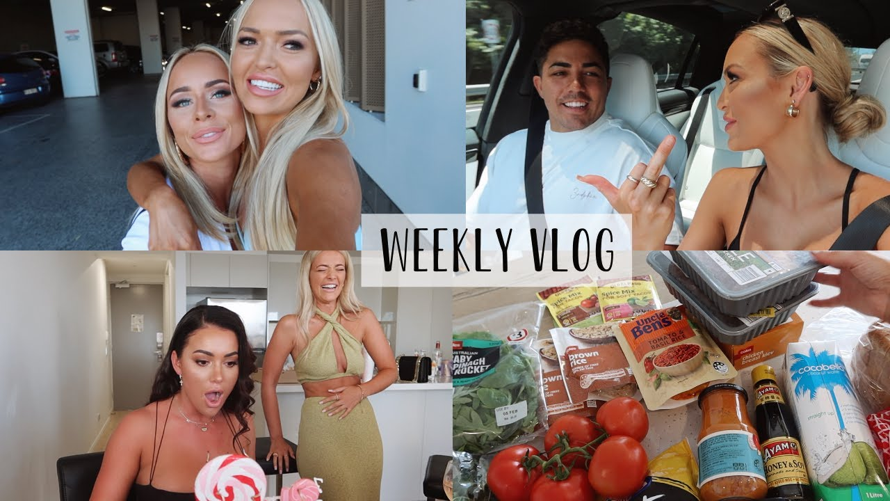 WEEKLY VLOG   LIFE UPDATE CHIT CHAT + EM'S BDAY