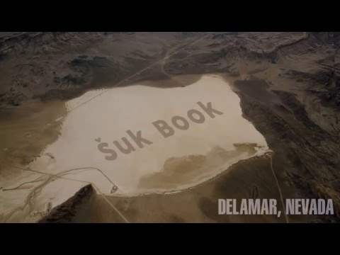 Šuk Book - Delamar, Nevada