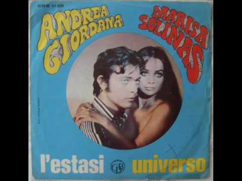 ANDREA GIORDANA & MARIA SOLINAS      L'ESTASI       1968