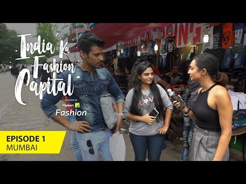 Mumbai's Most Fashionable Street | India ka Fashion Capital