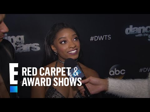 "Simone Biles Reveals the Worst Part of ""DWTS"" 