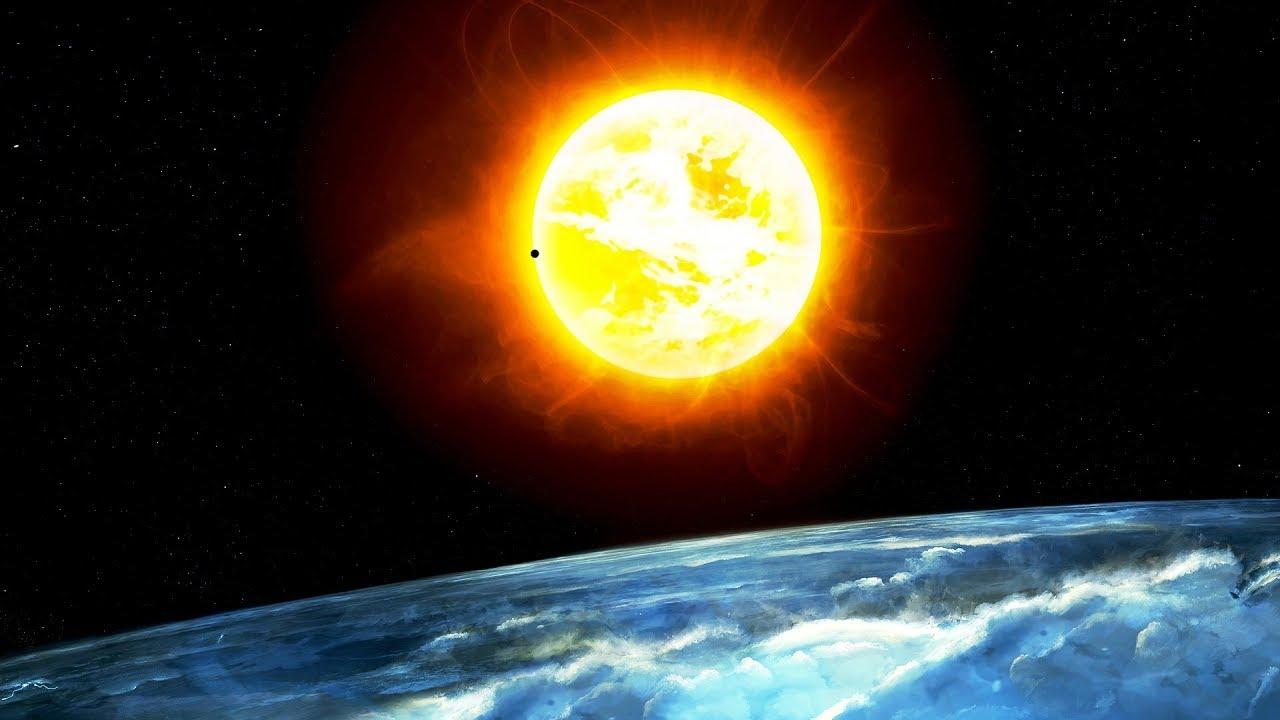 Qu est pasando en el sol y c mo afectar a la tierra for Como llegar puerta del sol