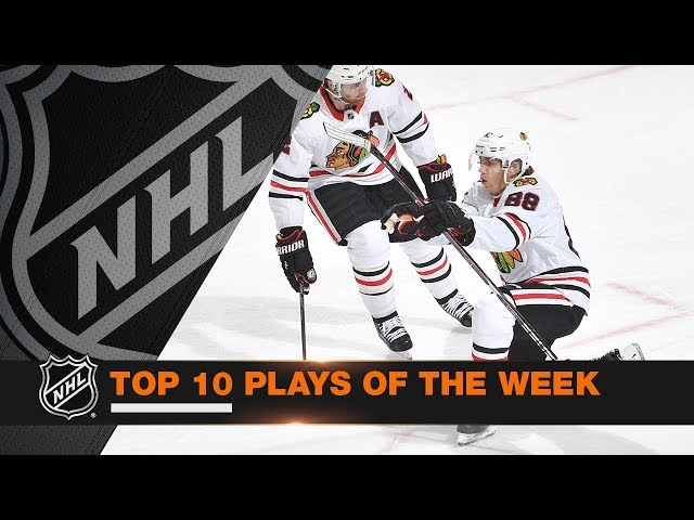 Top 10 Plays from Week 13