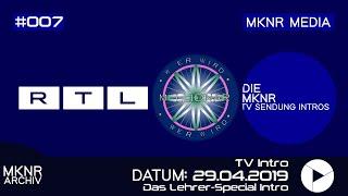 ►Wer wird Millionär: Wer Verdient eine 2  Chance? Intro vom 09.04.2014 RTL