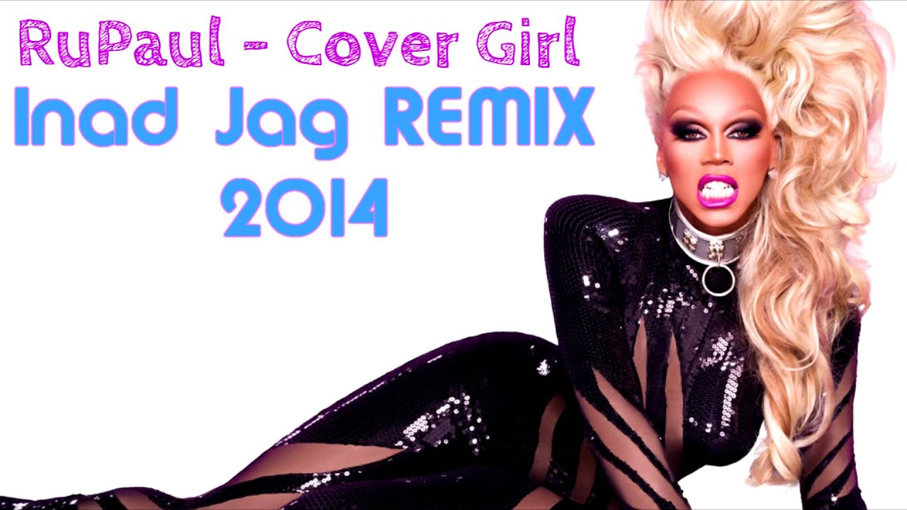 Rupaul Cover Girl